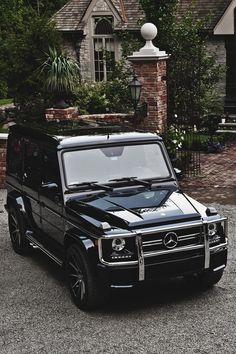 "envyavenue: "" Mercedes-Benz G63 """