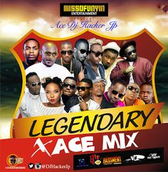 Mixtape: DJ Hacker Jp - Legendary Mix | Ace Mix   Missofunyin Ent Present The Phenomenal Ace DJ Hacker Jp Saying Merry Xmas and Happy New Year in Advance to all their Fans worldwide... Double Mix to end 2016 is a great thing as Ace DJ Hacker Jp stand out from the rest of Nigerian DJs.  Fresh Double Mixtape comprises of hits from Wizkid Olamide Davido Tekno Falz Reeekado Banks Kiss Daniel Lil Kesh CDQ Reminisce Don Jazzy Wande Coal Flavour Timaya Burna Boy IshauYau TROD Dremo Chinko Ekun and…