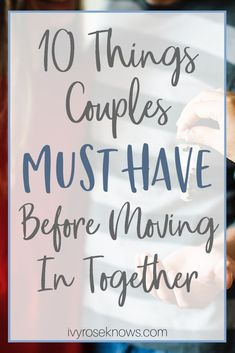 If you're moving in together soon, or already living together, you're going to want to read this. It's the 10 things that make such a difference in making the transition so much smoother, and having a happier home overall. Relationship Advice Quotes, Marriage Relationship, Relationships Love, Life Advice, Marriage Advice, Healthy Relationships, Healthy Marriage, Strong Marriage, Successful Marriage