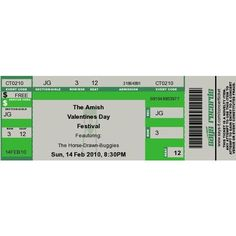 Concert Ticket Maker ❤ liked on Polyvore featuring home and kitchen & dining