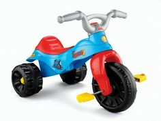 HOT deal... Get this Thomas the Train Trike for only $17.49 SHIPPED. It's normally $34.99. It's 50% off... Hurry, this deal is good for TODAY ONLY!!!  http://www.coupondad.net/thomas-train-tough-trike-17-49-shipped/ #giftideas #toys