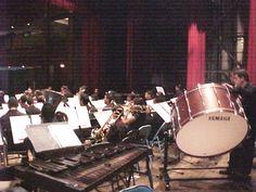 Orquesta Juvenil de Puerto Cabello en el Teatro Municipal de Puerto Cabello-Venezuela