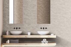 Limitless Trend of Ceramic Tile: Marble! Small Tiles, Basement Bathroom, Bath Room, Tile Design, Nepal, Double Vanity, Living Spaces, Marble, Porcelain