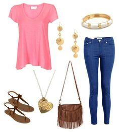 Outfit Ideas for Spring: What to Wear with Skinny Jeans pinfashionblog