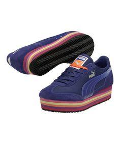 This Mazarine PUMA SF77 Platform Sneaker - Women is perfect! #zulilyfinds