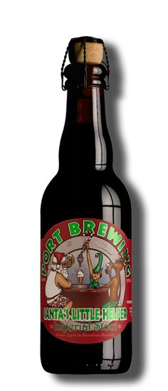 Port Brewing Company | Santa's Little Helper*