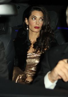Amal Alamuddin Fights in Bed With George Clooney Over Eating Disorder Issues?