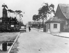 Mannheim-Sandhofen 1947 (Coleman Barracks).