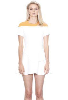 ANIKA TEE DRESS #byjohnny #GALLERY #WINTER2015 #AUSTRALIANFASHION
