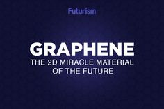 Graphene: The Miracle Material of the Future [INFOGRAPHIC]