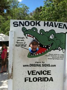 Snook Haven in Venice, Fl