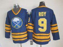 Buffalo Sabres 9 Derek Roy Home Vintage Stitched jerseys
