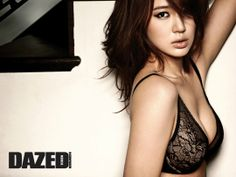 The Men Are Dazed & Confused: Yoon Eun Hye Is In Her Bra And Panties