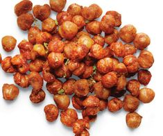 Find the recipe for Fried Chickpeas and other chickpea recipes at Epicurious.com