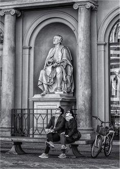 Photo by © Renzo Baggiani Buddha, Statue, Ph, Street, Fotografia, Roads, Sculpture, Walkway, Sculptures