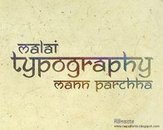 Ananda Namaste Free Font by Ananda Maharjan, via Behance