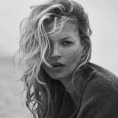 Kate Moss By Peter Lindbergh For Naked Cashmere Fall 2016 Ad Campaign (8)