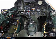 The cockpit of a Danish Draken Saab 35 Draken, Swedish Air Force, F35, Military Aircraft, Airplanes, Cold War, Jets, Swords, Danish
