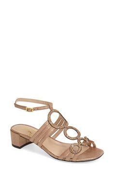 Women's J. Renee 'Terri' Crystal Embellished Sandal