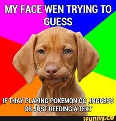 Dog #ingressmemes #ingress
