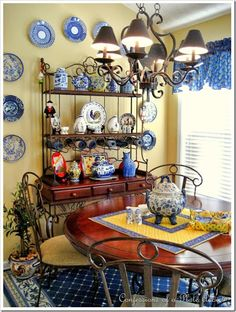 The Cottage of the Week Home Tour featuring Confeesions of a Plate Addict - The Cottage Market