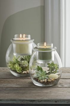 Clearly Creative Glo Lite Jar Holder & Clearly Creative Essential Jar holder #diy #partylite #candles