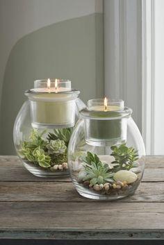 Clearly Creative Glo Lite Jar Holder & Clearly Creative Essential Jar holder #diy #partylite #candles http://www.partylite.biz/tawnischaad
