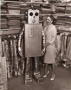 Robots Used to Get All the Bitches