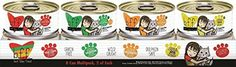 8 Cans55 Oz Variety Pack Cat Food * More info could be found at the image url.