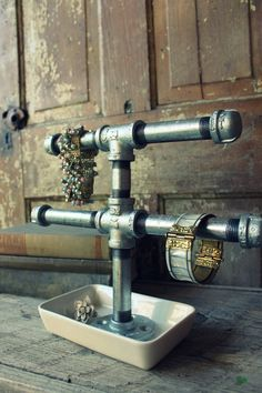 industrial bracelet display