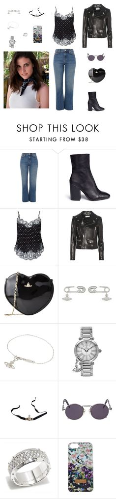 """""""Без названия #2424"""" by gvarjusha ❤ liked on Polyvore featuring Topshop, Ash, Givenchy, Yves Saint Laurent, Vivienne Westwood, Jean-Paul Gaultier, Louis Vuitton and Ted Baker"""