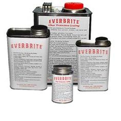 Everbrite Cans, protects the look of rust