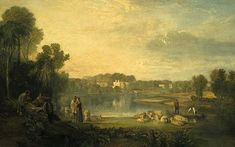 Masterpiece by the great British painter JMW Turner