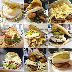 la Arepa, el MEJOR desayuno del mundo y Venezuela Kitchen Recipes, Cooking Recipes, Venezuelan Food, Venezuelan Recipes, Comida Latina, Latin Food, International Recipes, Food Truck, Street Food