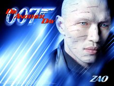 Zao Die Another Day 007 James Bond