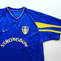 new arrival 694a4 acc63 39 Best Retro Vintage Leeds United football shirts images in ...