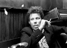 """Champagne for my real friends and real pain for my sham friends.""~Tom Waits"