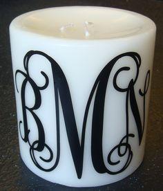 """5"""" pillar candle"""