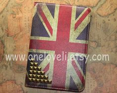 Ipad mini caseVintage Flags British Country State par OneLoveLi, $27.99