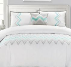 House & Home Luxe Collection 'Inca' Quilt Cover Set