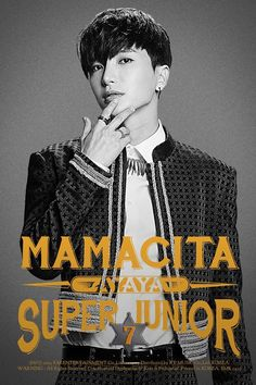 SUPER JUNIOR~MAMACITA~LEETEUK