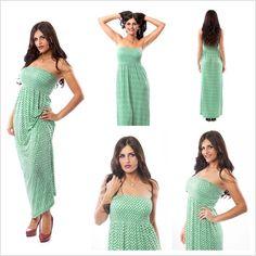Maxi tube dress #CatwalkFashion #fashion #2013 #spring2013 #colors #ghutra #ghutraprint #comfy