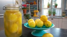 Marockanska citroner Swedish Recipes, Pickles, Cucumber, Food, Lemon, Meals, Pickling, Cauliflower, Yemek