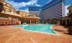 Jfm Peppermill Reno Hotels Reno Tahoe Resort Pools