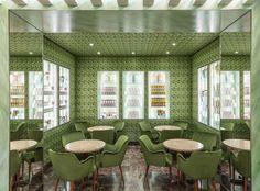 wes anderson interior design - Google Search
