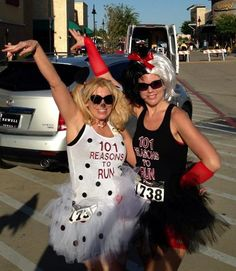 101 reasons to run...costume race