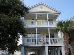 Sunny Days - Surfside Beach Vacation Rental Home