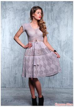 *Платье с подиума.