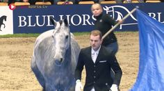 Will Rogers & Esmeralda. Total Trust. The Show at JBK Horse Show 2015