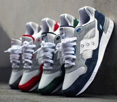 Saucony Shadow 5000 (Spring 2014) | Raddest Men's Fashion Looks On The Internet: http://www.raddestlooks.org